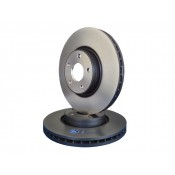 Тормозной диск передний Куга 2